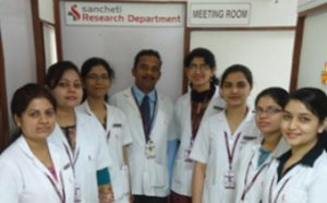 Research and Academics - Sancheti Hospital